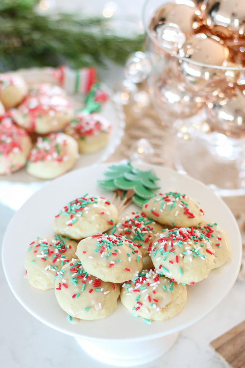 Christmas Cookie Swap Our Vintage Farmhouse